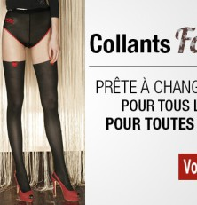 Collants fantaisie sur internet