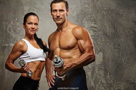 ventre plat avec programme musculation
