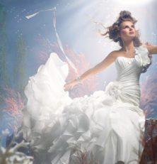 Quelles sont les robes de mariées à la mode ?