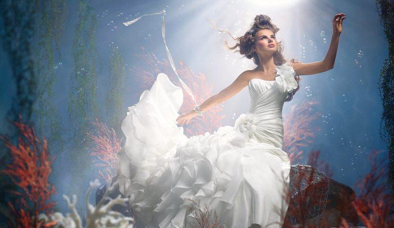 Des robes de mariées pour votre princesse