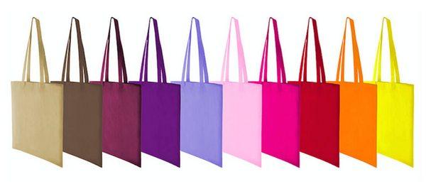 tote bag personnalisable couleur