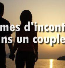 Incontinence dans un couple, comment l'appréhender ?
